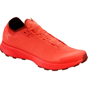 Arc'teryx Norvan SL GTX Shoes Dame aurora/infrared